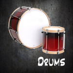 drums cat logo