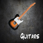 guitar cat logo