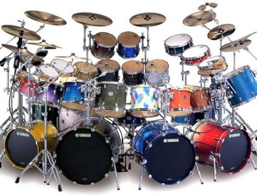 No Need To Buy A Drum Kit